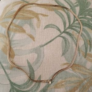 Gold filled Long Necklace